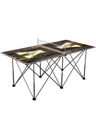 Appalachian State Mountaineers Pop Up Table Tennis