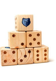 Memphis Grizzlies Yard Dice Tailgate Game