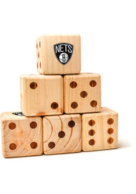 Brooklyn Nets Yard Dice Tailgate Game