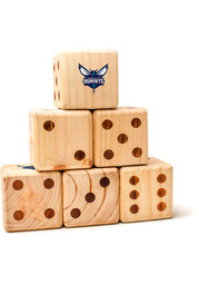 Charlotte Hornets Yard Dice Tailgate Game