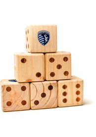 Sporting Kansas City Yard Dice Tailgate Game