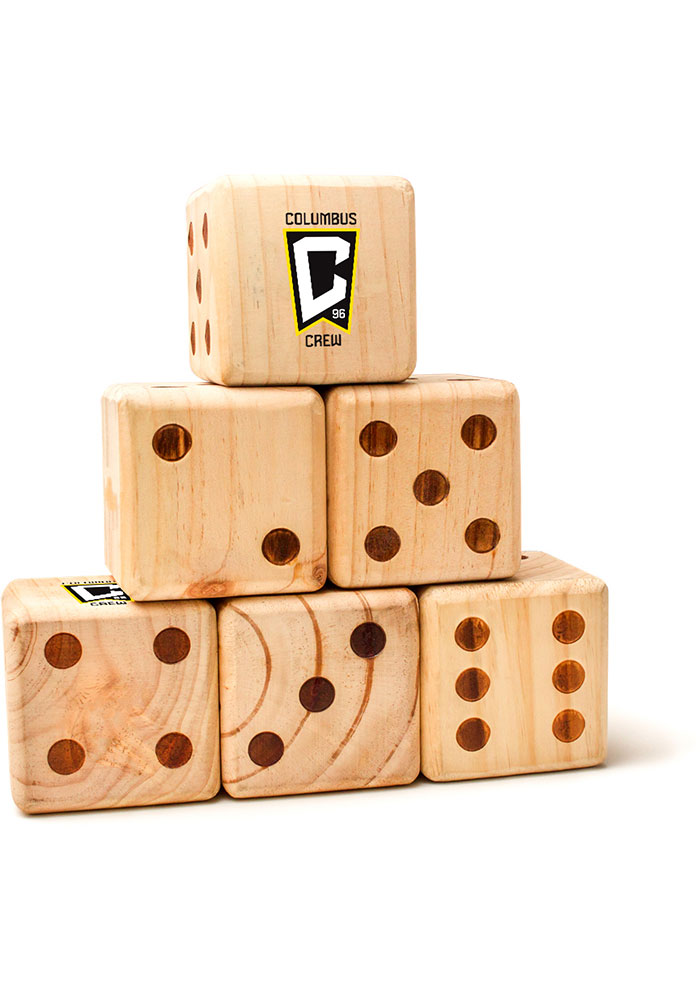 Columbus Crew Yard Dice Tailgate Game - Image 1