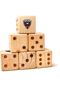 DC United Yard Dice Tailgate Game