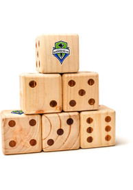 Seattle Sounders FC Yard Dice Tailgate Game