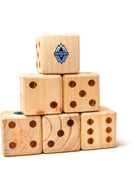 Vancouver Whitecaps FC Yard Dice Tailgate Game