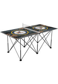 Navy Pop Up Table Tennis