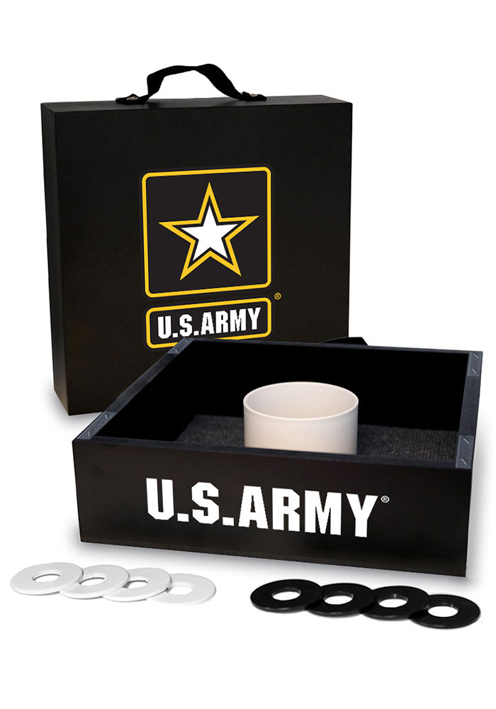 Army Washer Toss Tailgate Game