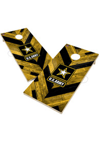 Army 2x4 Cornhole Set Tailgate Game