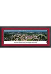 Oklahoma Sooners Aerial Panorama Deluxe Framed Posters