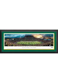 Oregon Ducks Football Panorama Deluxe Framed Posters