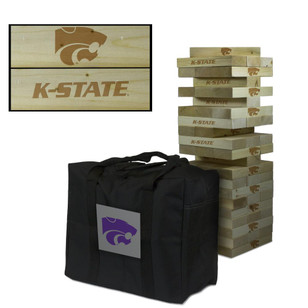 K-State Wildcats Tower Game Tailgate Game