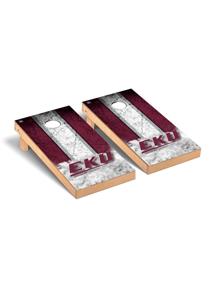 Eastern Kentucky Colonels Cornhole Game Set Tailgate Game - Image 1