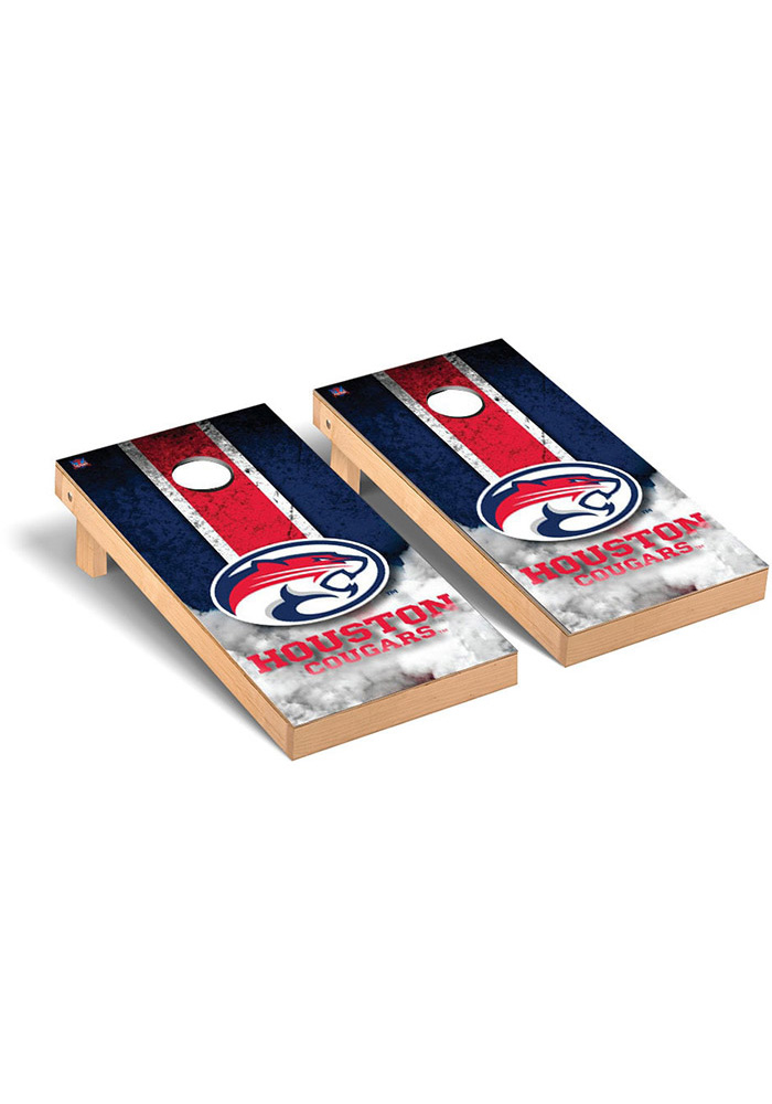 Houston Cougars Cornhole Game Set Tailgate Game - Image 1