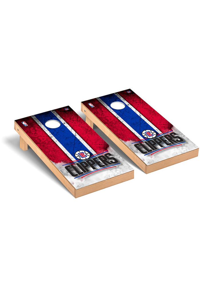 Los Angeles Clippers Cornhole Game Set Tailgate Game - Image 1
