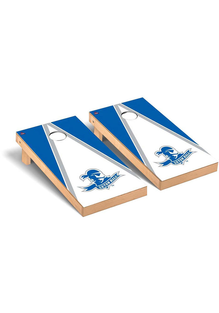 Seton Hall Pirates Cornhole Game Set Tailgate Game - Image 1