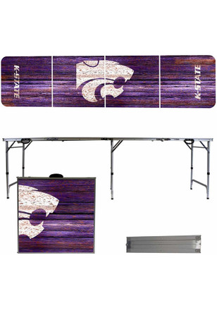 K-State Wildcats 8 Foot Table