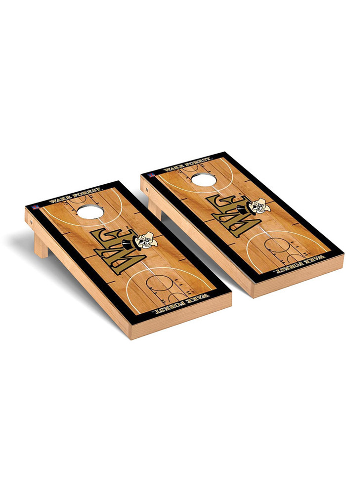 Wake Forest Demon Deacons Cornhole Game Set Tailgate Game - Image 1