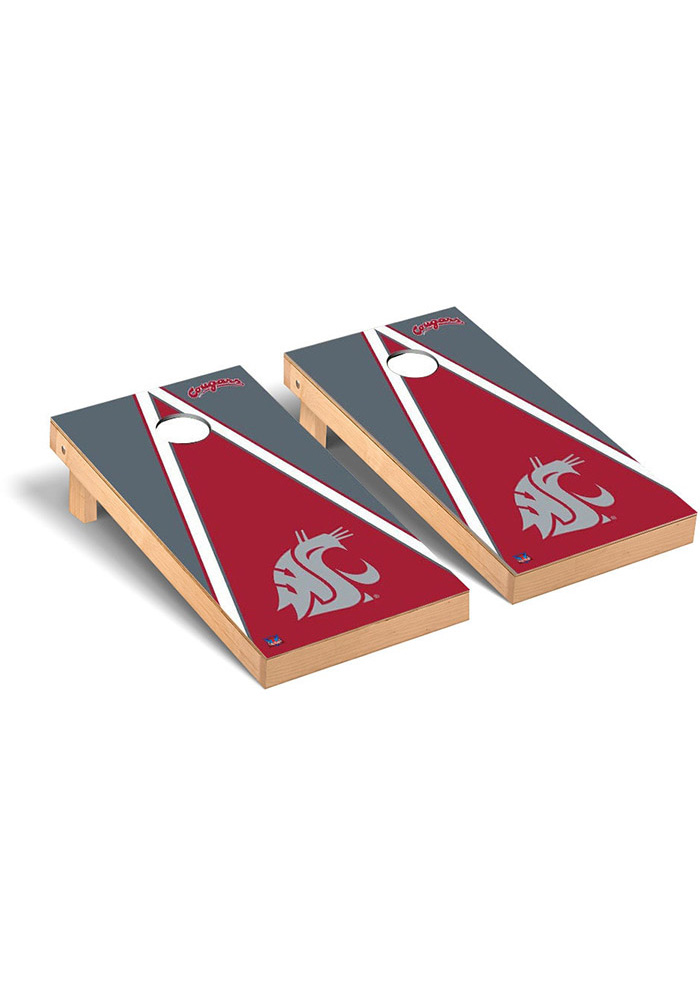 Washington State Cougars Cornhole Game Set Tailgate Game - Image 1