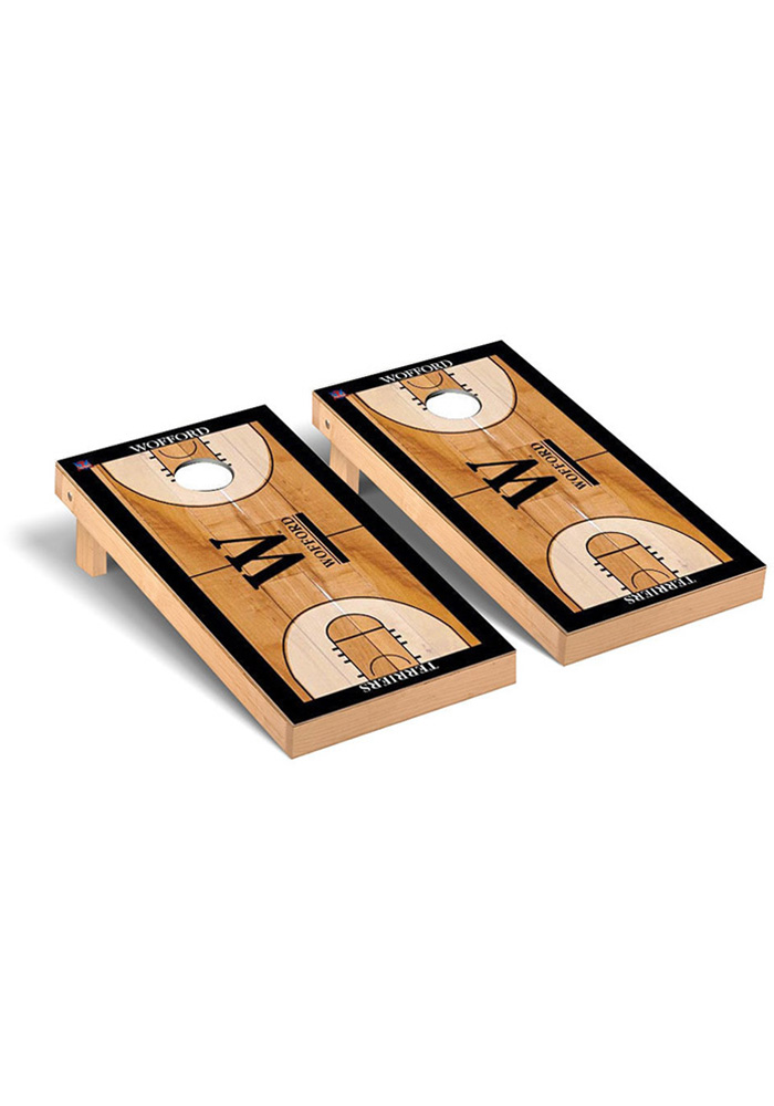 Wofford Terriers Cornhole Game Set Tailgate Game - Image 1