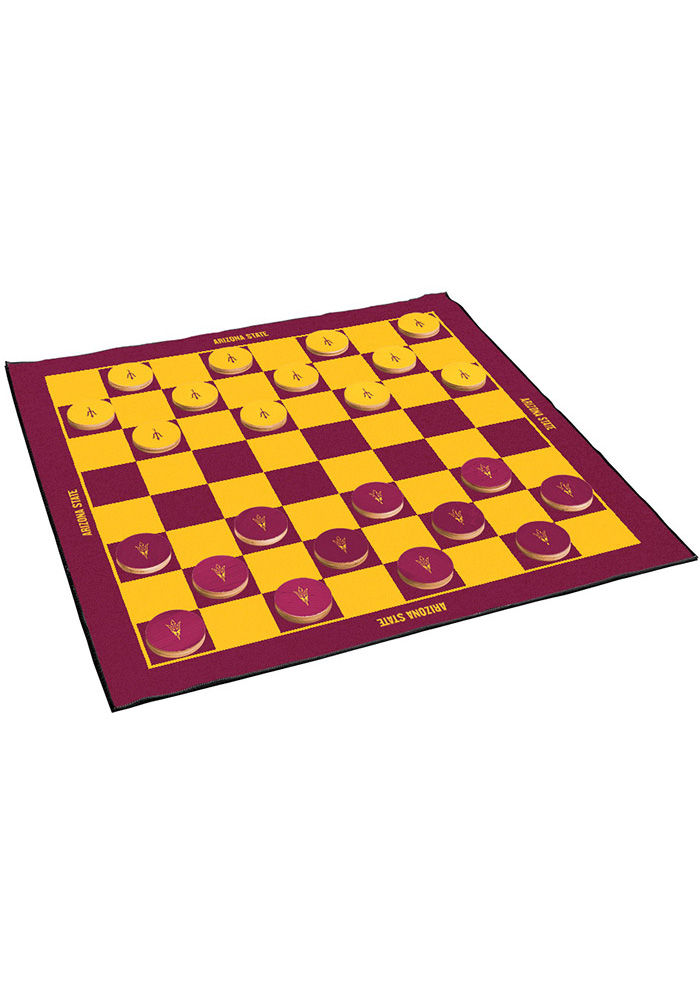 Arizona State Sun Devils Giant Checkers Tailgate Game 84282474