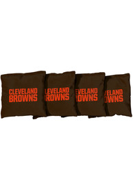 Cleveland Browns Set of 4 All Weather Bags Tailgate Game