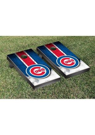 Chicago Cubs Vintage Version Cornhole Tailgate Game