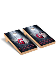 Cleveland Indians Museum Version Cornhole Tailgate Game