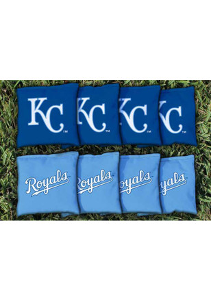 Kansas City Royals All Weather Cornhole Bags Tailgate Game