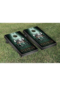 Cleveland State Vikings Museum Version Cornhole Tailgate Game