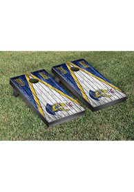 Drexel Dragons Triangle Weathered Version Cornhole Tailgate Game