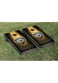 Fort Hays State Tigers Museum Version Cornhole Tailgate Game