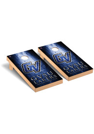Grand Valley State Lakers Museum Version Cornhole Tailgate Game