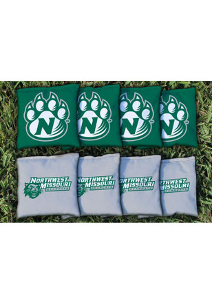 Northwest Missouri State Bearcats Corn Filled Cornhole Bags Tailgate Game