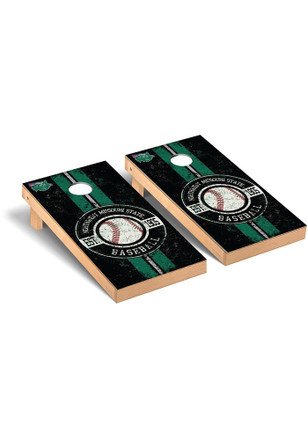 Northwest Missouri State Bearcats Baseball Vintage Version Cornhole Tailgate Game