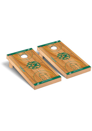 Northwest Missouri State Bearcats Basketball Court Version Cornhole Tailgate Game
