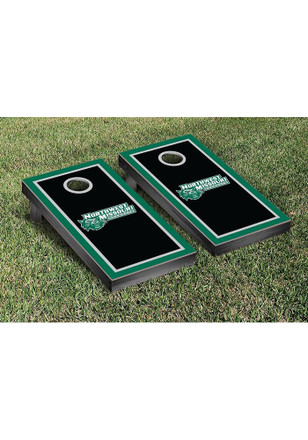 Northwest Missouri State Bearcats Border Version Cornhole Tailgate Game