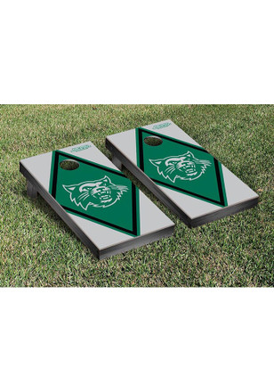 Northwest Missouri State Bearcats Diamond Version Cornhole Tailgate Game
