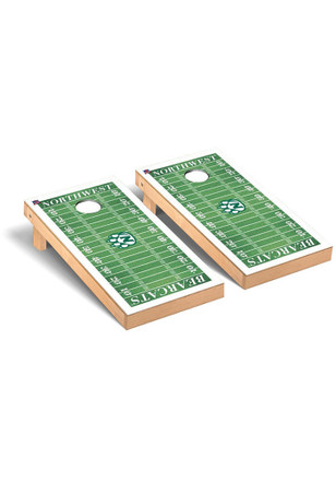Northwest Missouri State Bearcats Football Field Version Cornhole Tailgate Game