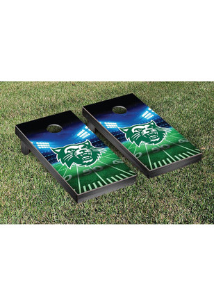 Northwest Missouri State Bearcats Stadium Version Cornhole Tailgate Game