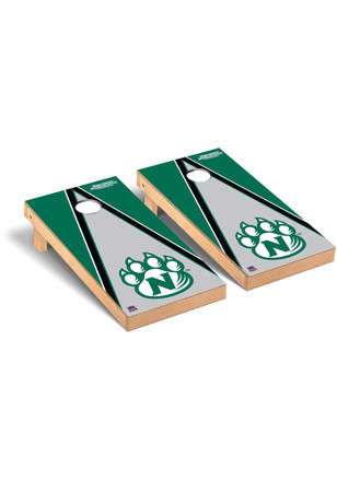 Northwest Missouri State Bearcats Triangle Version Cornhole Tailgate Game