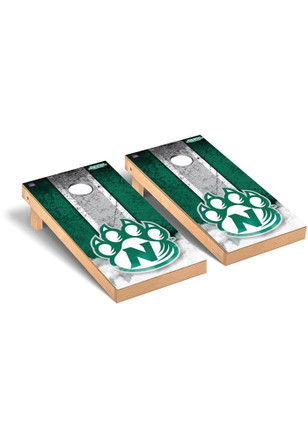 Northwest Missouri State Bearcats Vintage Flag Version Cornhole Tailgate Game