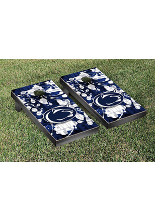 Penn State Nittany Lions Fight Song Version Cornhole Tailgate Game