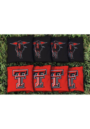 Texas Tech Red Raiders All Weather Cornhole Bags Tailgate Game