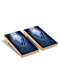 Villanova Wildcats Museum Version Cornhole Tailgate Game