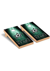 Dallas Stars Museum Version Cornhole Tailgate Game