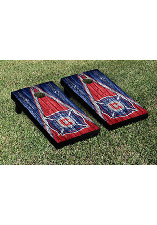 Chicago Fire weathered Tailgate Game