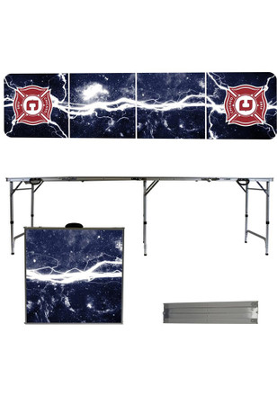 Chicago Fire tailgate table Table