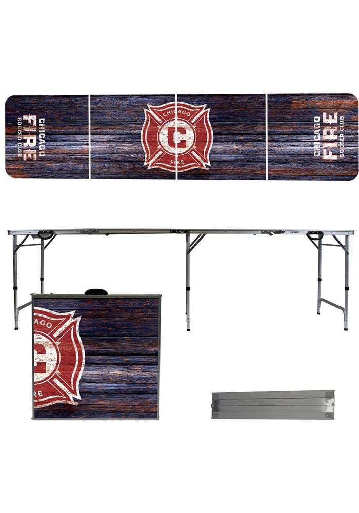 Chicago Fire tailgate table Table - Image 1