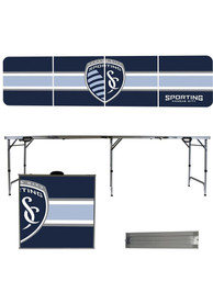 Sporting Kansas City 2x8 Folding Tailgate Table