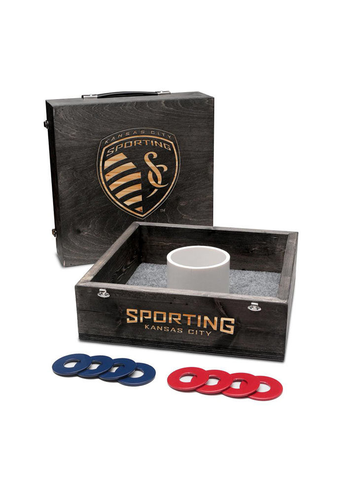 Sporting KC Washing Game Set Onyx Stained - Image 1